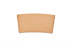 Kraft Hot Drink Sleeve (fits 12,16,20 oz. Cups-No Printing)